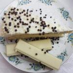 cake with white chocolate