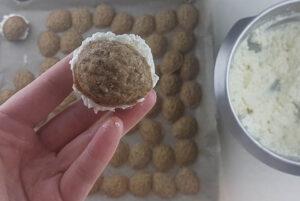 walnut xmas cookies