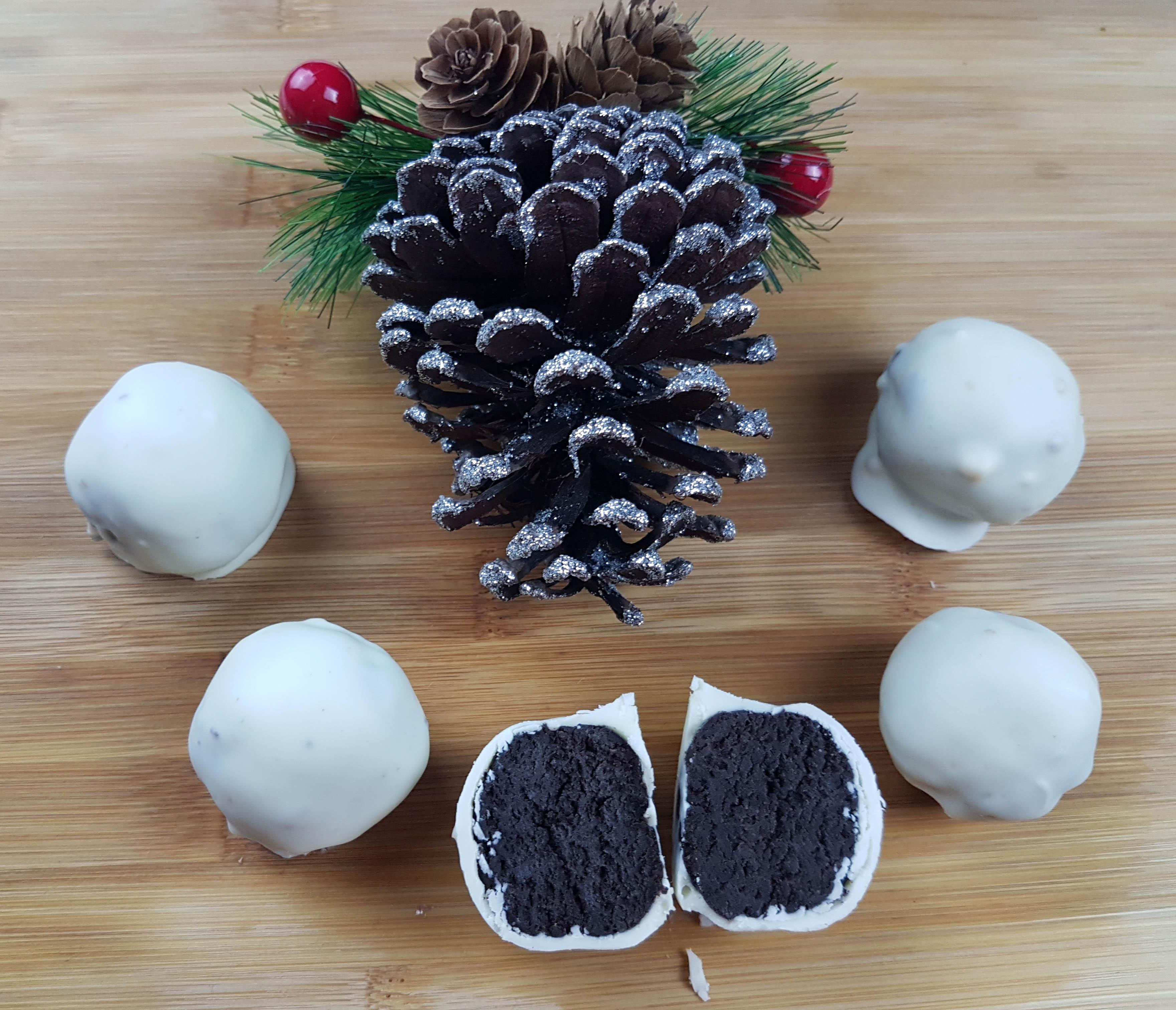 oreo cheesecake balls recipe