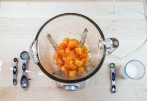 pumpkin smoothie vegan