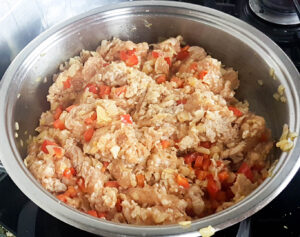 mince chicken at home